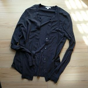 dc990895612a James Perse button up cardigan